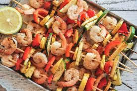 Grilled Shrimp Kabobs Recipe - Food.com