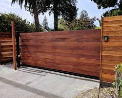 Wooden Driveway Gate Kit Wrought Iron Horizontal Ironwood Etsy Wooden Gates Driveway Wood Gates Driveway Wood Gate