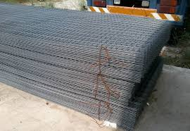 Welded Wire Mesh With Pvc Coating Or H D G Finish