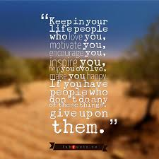 people who make you happy quote