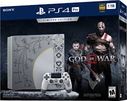 Customer Reviews Sony Playstation 4 Pro 1tb Limited Edition God Of War Console Bundle 3002212 Best Buy
