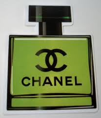 Free New Coco Chanel Perfume Bottle Sticker Decal Stickers Listia Com Auctions For Free Stuff
