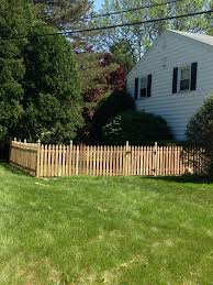 4ft Spaced Gothic Picket Fence Chain Link Fence Connection Facebook