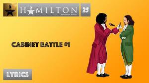 Cabinet Battle #1 [[VIDEO LYRICS ...