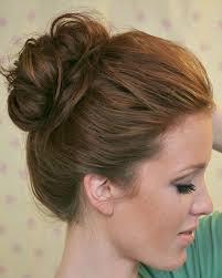 تسريحات شعر الكعكة خيارك الأمثل لإطلالة ناعمة Yasmina
