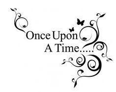Once Upon A Time Wall Decal Philippians 413 Creations