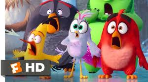 The Angry Birds Movie 2 (2019) - Lava Ball Eruption Scene (9/10 ...