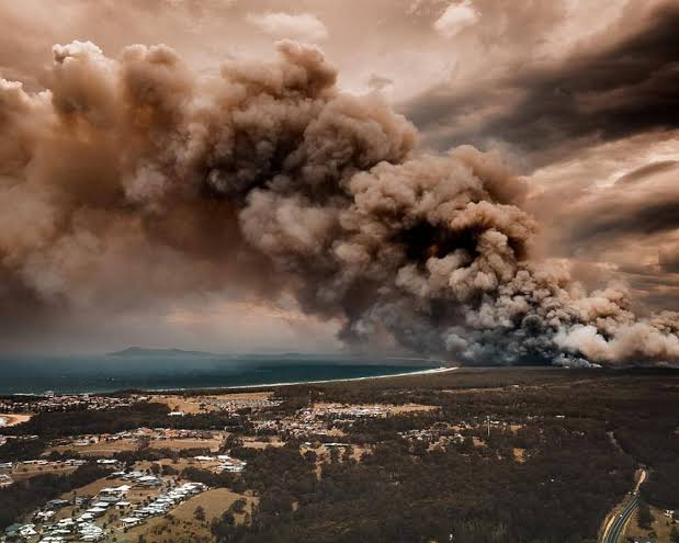Image result for australian bushfire photo""