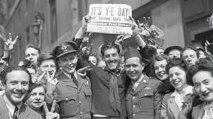 VE Day 75th anniversary to be commemorated online - BBC News