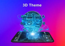 cm launcher 3d themes wallpapers for