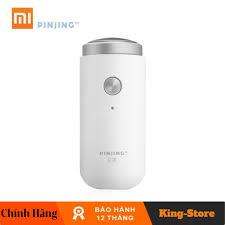Máy cạo râu thông minh XIAOMI Pin jing SO WHITE Mini Electirc Shaver ED1