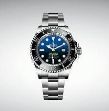 parison submariner sea dweller