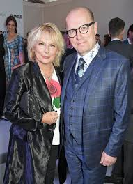 Jennifer Saunders and Ade Edmondson | British Celebrity Couples in ...