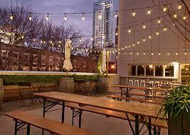 the tillary hotel restaurants in