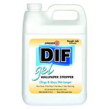 1 gal dif gel wallpaper stripper