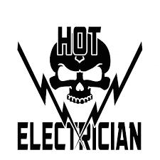 14cm 13 6cm A1 Hot Electrician Skull Electricity Transformer Line Lineman Vinyl Decal Sticker Car Stickers Black Sliver C8 1243 A1 A1 Gradea1 Printer Aliexpress