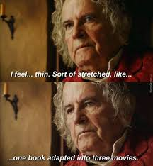 Bilbo Baggins Memes. Best Collection of Funny Bilbo Baggins Pictures