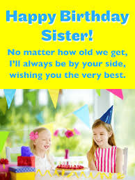 birthday wishes for sister birthday wishes and messages by davia