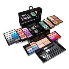 plastic box material makeup set box