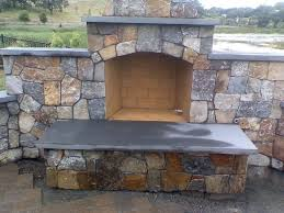 outdoor gas fireplace kits can i really