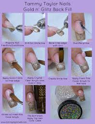 how to do acrylic nails at home step by