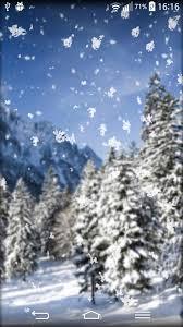 تساقط الثلوج خلفيات حية For Android Apk Download
