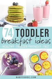 breakfast ideas healthy easy recipes