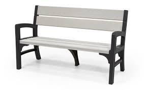 montero 3 seater bench keter