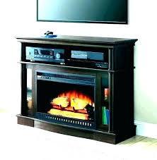 electric fireplace heater costco