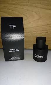 tom ford ombré leather decant on carou