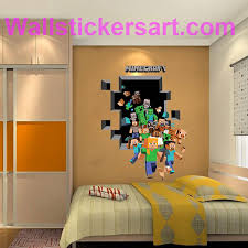 Eyal Levi On Twitter 2017 New Minecraft 3d Wall Sticker For Kids Room Wallpaper Home Decoration Game Minecraft Enderman Wall Stickers Free Shipping Https T Co Qzvguxtdis Https T Co Q54v9xrk7w