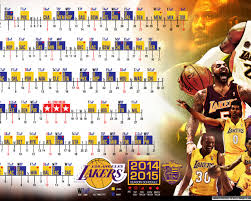 la lakers 2016 2016 schedule wallpaper