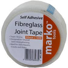 fibregl joint tape 50m self adhesive