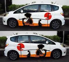 Samurai Champloo Anime Car Door Vinyl Graphics Decal Sticker Fit Any Car Manga Ebay