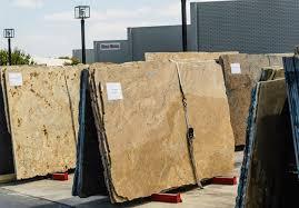 granite slab size standard dimensions