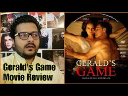 gerald s game review you