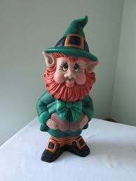leprechaun garden decor saint