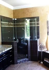 custom glass shower doors enclosures