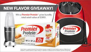 premier protein caramel shake new