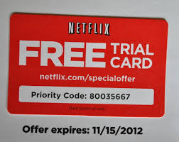 gift card for free trial pin