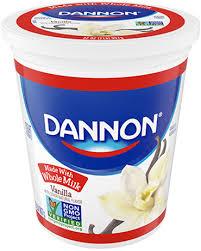 vanilla whole milk yogurt quart