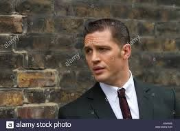 TOM HARDY LEGEND (2015 Stock Photo - Alamy