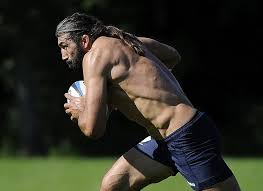sebastien chabal rugby sport rugby