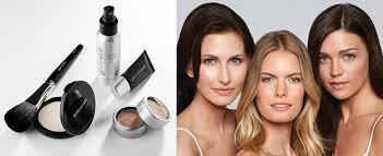 skin nourishing mineral makeup that