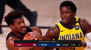 Miami Heat vs Indiana Pacers Full GAME 1 Highlights   August 18