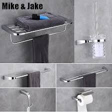 bathroom accessories chrome robe hook