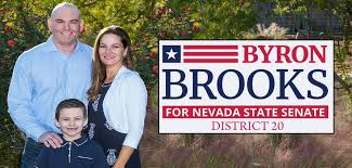 Byron Brooks photo taken from his campaign website. | Las Vegas  Review-Journal