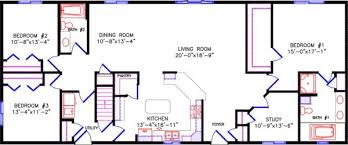 ranch floor plans ranch ranch house