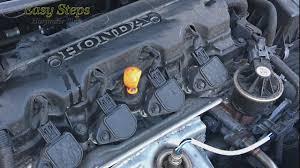 engine oil oil filter on honda civic