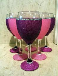 40 artistic wine glass painting ideas